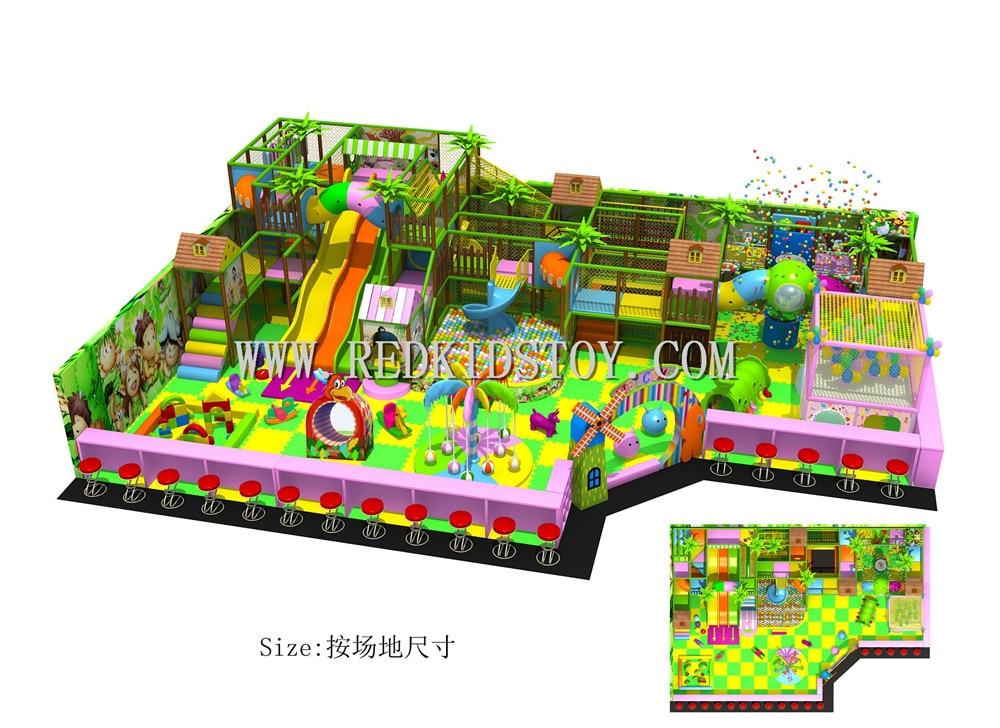 Непреодолимые Дизайн большой крытый Детские площадки для торгового центра CE сертифицированный дети Крытый мягкого игрового оборудования