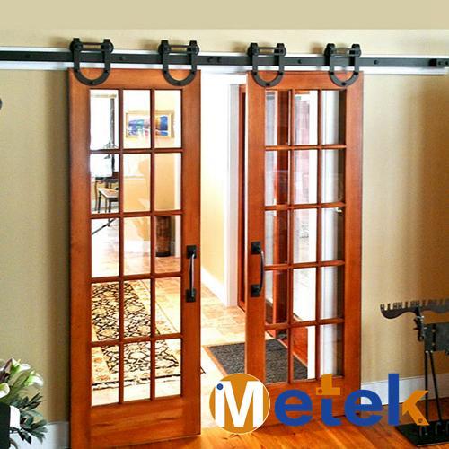 54 02 Metek Granero Modern Interior Puerta Corredera Sistema En Puertas De Mejoras Para El Hogar En Aliexpress Com Alibaba Group