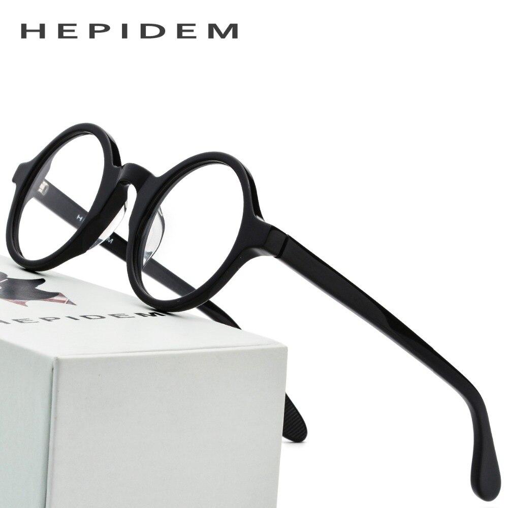 cd02f5fbd3 Acetate Optical Glasses Frame Men Tom Full Vintage Round Oliver Eyeglasses  For Peoples Women New Prescription Spectacles Eyewear. В избранное. gallery  image
