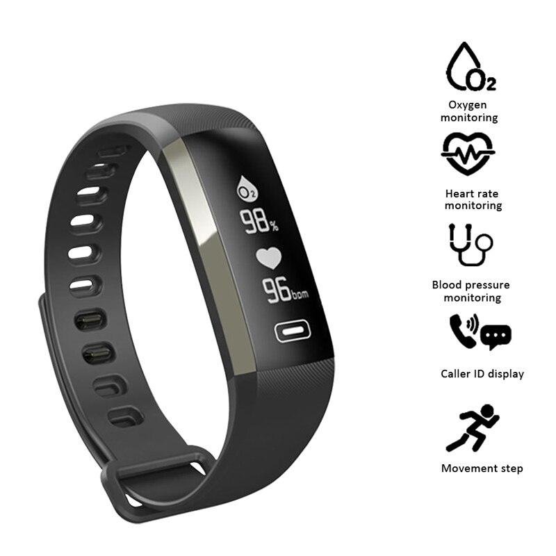 New R92 smart Fitness Bracelet Watch intelligent blood pressure band