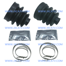 CV Boot Kits der Achse Antriebswelle passt für YAMAHA 550 GRIZZLY YFM5FG 700 GRIZZLY YFM7FG UND 700 RHINO XYR70