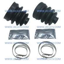 CV Boot Kits of Axle Drive Shaft fits for YAMAHA 550 GRIZZLY YFM5FG 700 GRIZZLY YFM7FG AND 700 RHINO XYR70