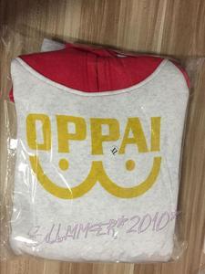 Image 4 - New Anime One Punch Man Saitama Oppai Hoodie Pullover Sweatshirt Cosplay Costume