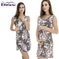 Emoção Mães Vestidos de Amamentação Enfermagem da Maternidade Moda Roupas de Verão para As Mulheres Grávidas Vestido de Maternidade Roupas amamentação