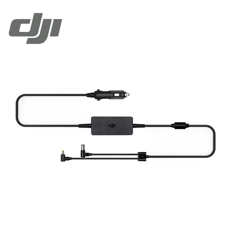 DJI Inspire 2 Car Charger Inspire2 Remote Controller Intelligent Flight Battery Charger Overheating Protection Original Part dji spark battery charger hub ac power adapter intelligent flight battery charger original