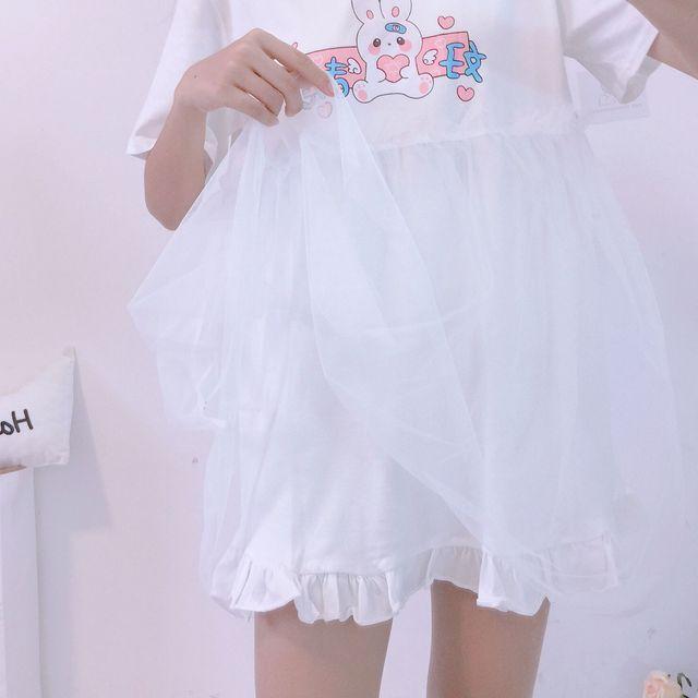 Kawaii Bright Summer Dress