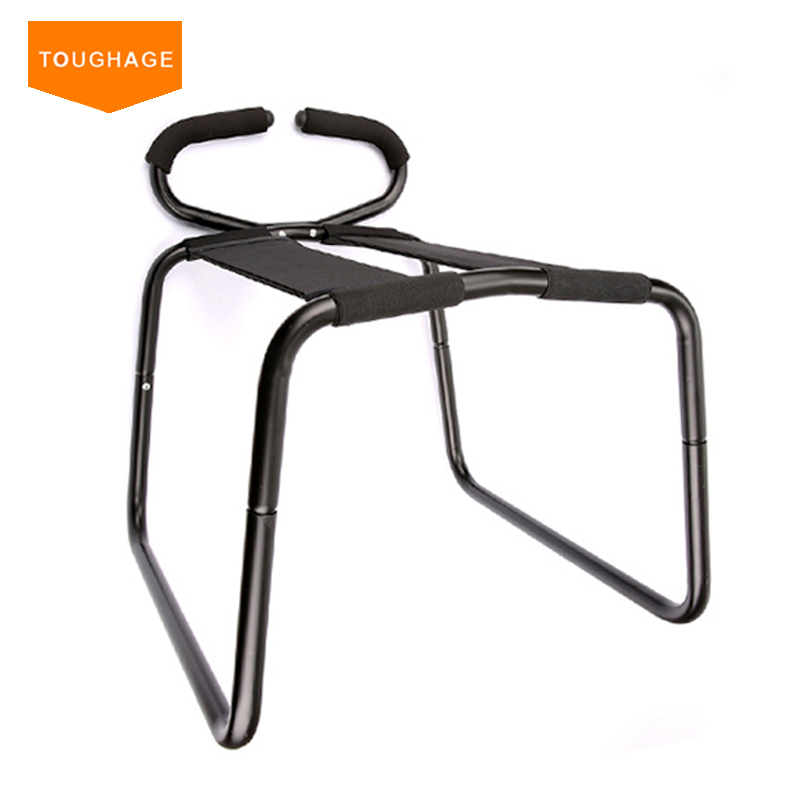 TOUGHAGE No Gravity Love Bounce Chair furniture Various Body Position Sex Products Toy for Couples toughage adult sex furnitures knight love sex chair safety handrail flexible strong sex toys couples sexual intercourse position