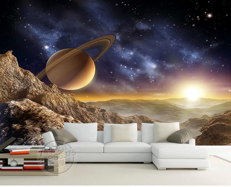 3d room wallpaper custom mural non-woven sticker moon star wars 3d photo sofa TV background wall photo wallpaper for walls 3d custom 3d photo wallpaper mural non woven living room tv sofa background wall paper abstract blue guppy 3d wallpaper home decor