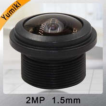 Cctv-Lens Panoramic-Camera Board Yumiki M12 2MP for F1:2.0 185degree 185degree