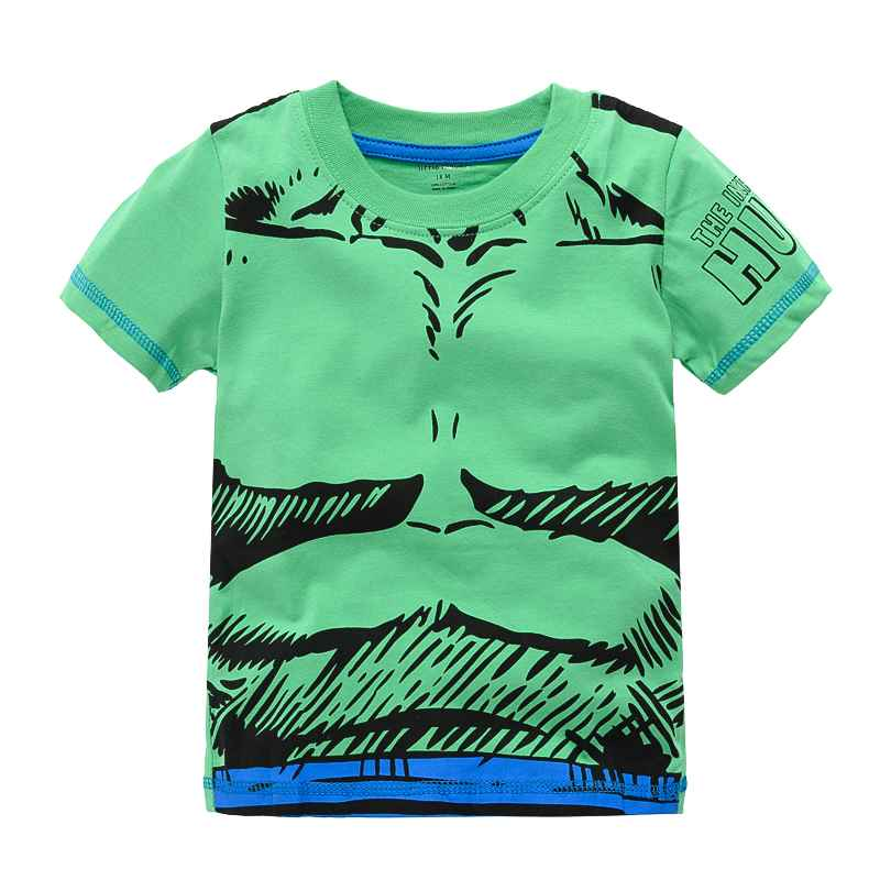 da5601e150ad VIDMID 1-10Y Children s T shirt boys t-shirt Baby Clothing Little ...