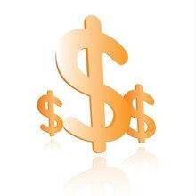 Дополнительная плата за запчасти/стоимость доставки DHL, TNT, FedEx, UPS