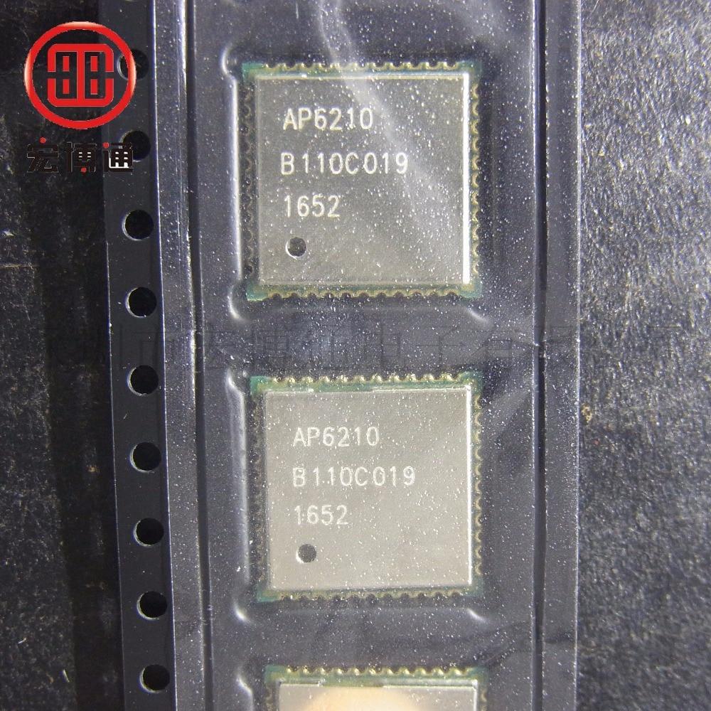 AP6210 AP6210HF QFN WiFi + Bluetooth + AMPAKAP6210 AP6210HF QFN WiFi + Bluetooth + AMPAK
