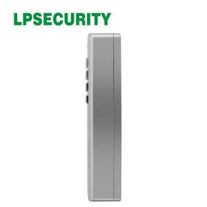 Image 3 - 1000 kullanıcılar su geçirmez IP66 şifre parmak izi erişim kontrolü Metal kasa Anti Vandal biyometrik kapı kilidi erişim kontrolü tuş takımı