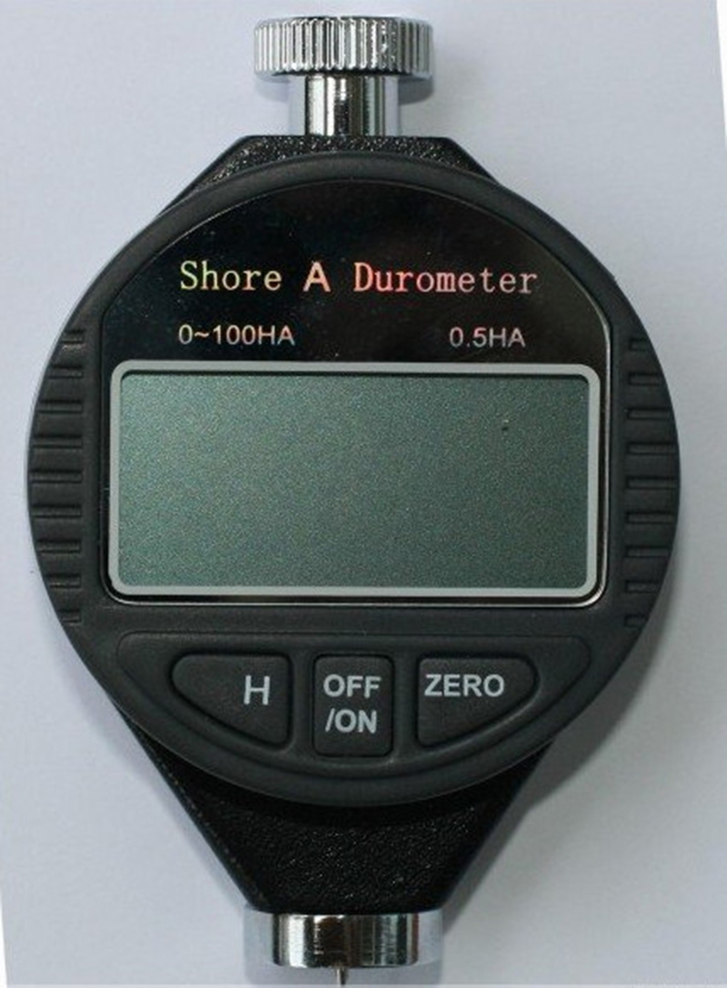 ФОТО 4Pcs/Let Digital Shore Tire Durometer A Hardness Tester Rubber new Meter