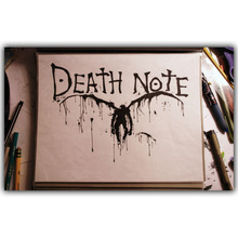 Death Note Anime Wallpaper Wall Art (21 styles)