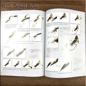 Image 3 - Chinese Penseel Inkt Art Schilderij Sumi E Zelf Studie Techniek Gelijkspel Vis En Garnalen Boek (Chinese Edition)