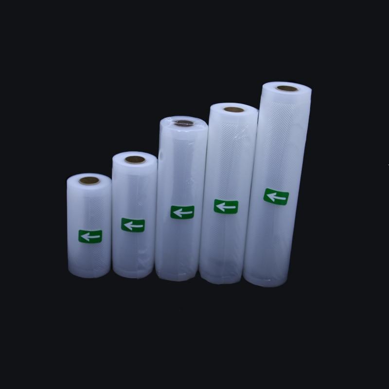 Vacuum Packaging 15/17/20/25/28*500cm Vacuum Sealer Rolls For Food Saving Vacuum Sealing Food Storage BagsVacuum Packaging 15/17/20/25/28*500cm Vacuum Sealer Rolls For Food Saving Vacuum Sealing Food Storage Bags