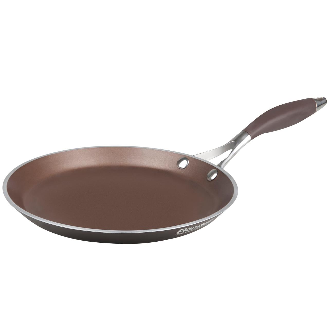 лучшая цена Pancake frypan Rondell Mocco 22 cm RDA-136