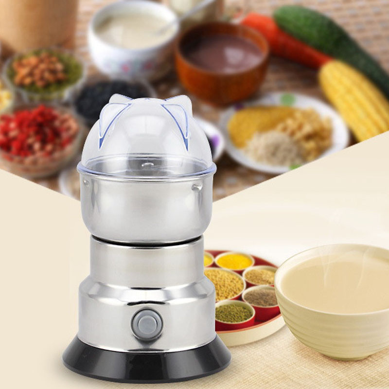 coffee bean corn Grinder machine,electric coffee mill Beans Nuts Grinding Machine (1)