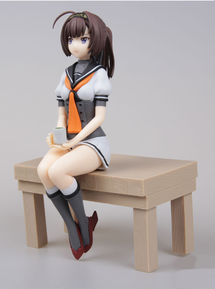 100/% authentic SQ EXQ Kancolle Kantai Collection Shigure Figure Banpresto