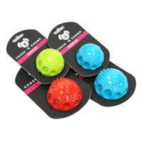 CAITEC Hund Spielzeug Quietschen Springenden Ball Dauerhafte Schwimmfähig Springy Pet Spielzeug Quietschende Kugel Biss Beständig für Kleine bis Große Hunde