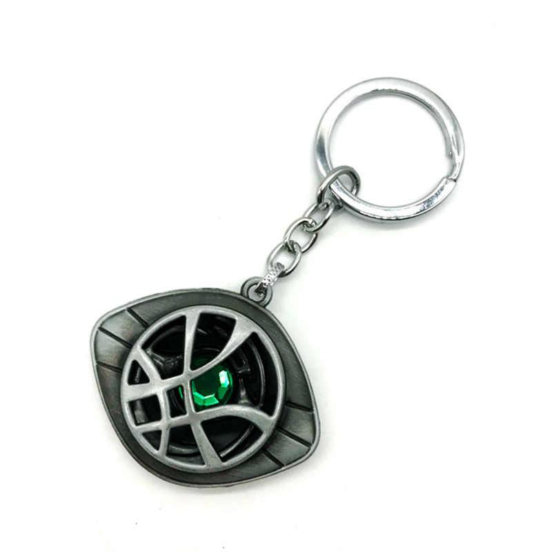 Bác sĩ Lạ Keychain Marvel Superhero Movie Móc Chìa Khóa The Avengers: Infinity Chiến Tranh Quà Tặng Keychain đối với Phụ Nữ và Nam Giới