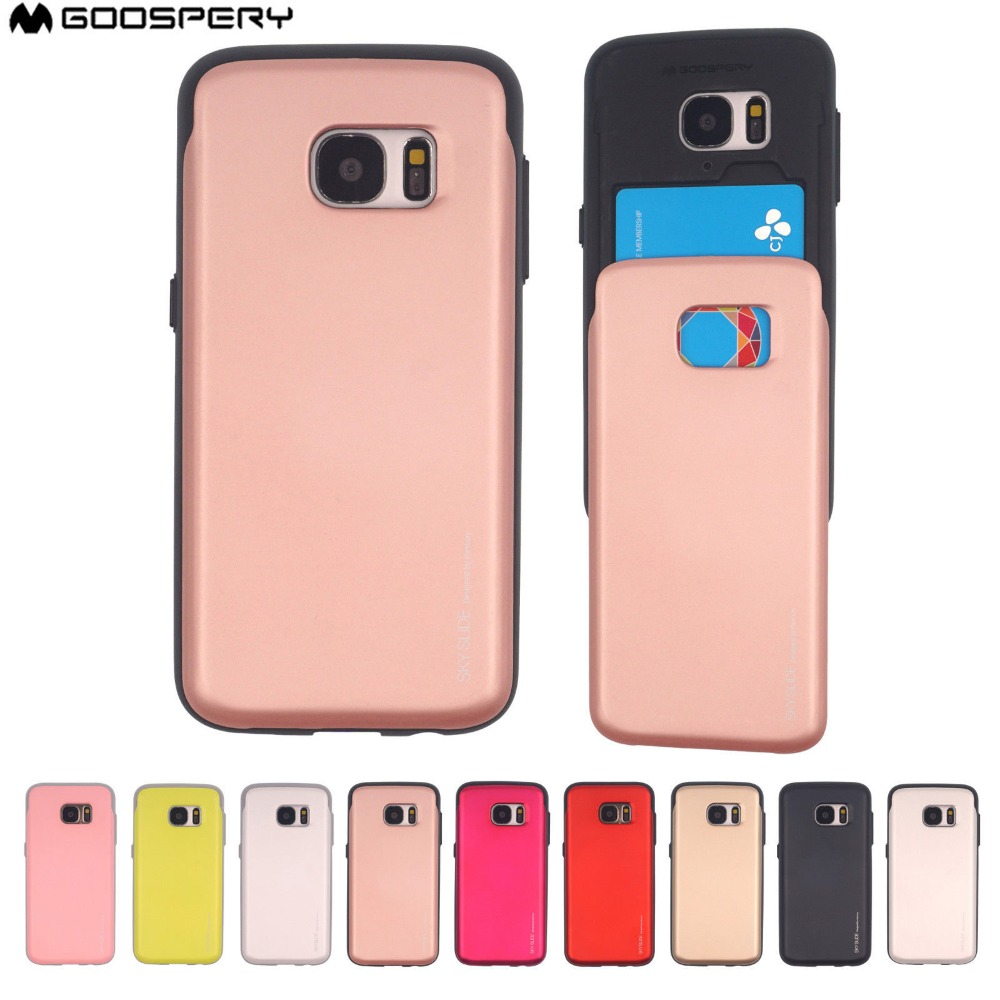 Buy Goospery Pearl Jelly Slim Tpu Bumper Case Cover Samsung Note 8 Fancy Diary Pink Hotpink Original Mercury Sky Slide Card Slot Anti Shock For Galaxy S6