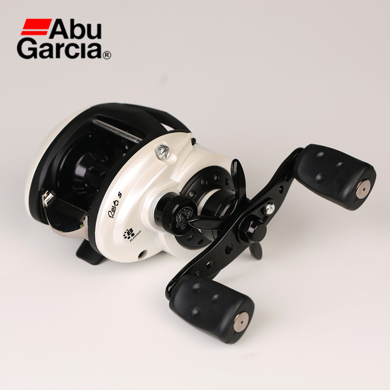 цены Abu Garcia REVO3 S 7+1 6.4:1 Baitcasting Reel X2-Craftic Aluminum Alloy Body Fishing Reel Water Drop Wheel Tackle Accessories