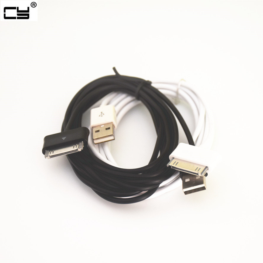 USB Charger Data Cable Charging Cord For Samsung Galaxy Tab 2 P1000 P3100 P3110 P5100 P5110 P6800 P7300 P7310 P7500 P7510 N8000