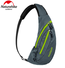 Naturehike  Women Men Outdoor Sport Shoulder Bag Waterproof Nylon Crossbody Sling Cycling Hiking Climbing Messenger