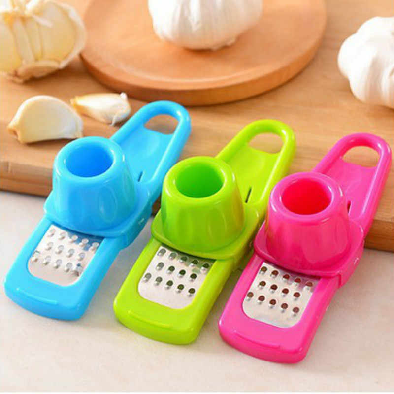 1PC Multi Functional Ginger Garlic Grinding Grater Planer Slicer Cutter Cooking Tool Utensils Kitchen Accessories