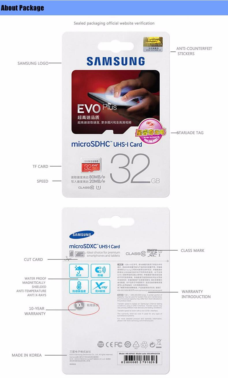 SAMSUNG-32G-64G-128G-Memory-Card-Micro-SD-SDHC-SDXC-TF80M-Grade-EVO+-Class-10-Micro-SD-C10-UHS-TF-Trans-Flash-Microsd-Max-80MBs_04_07