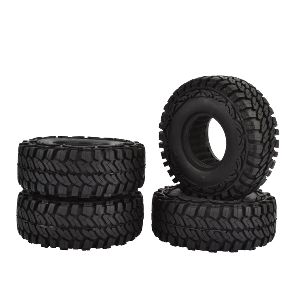 4pcs 114mm Off Crawler Car Tires Tyre for 1/10 RC Crawler Car 1.9 Inch Wheels free shipping 4pcs lot 1 9 inch wheels tire tyre for rc car model crawler tamiya cc01 f350 rc 4wd axial scx10t etc