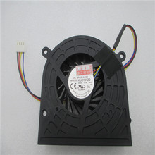 Cooling Fan For HP PAVILION 20-B014 B100 20 691593-001 KUC1012D AK69 4pin 4wire Server Cooling Fan DC12V 0.75A cooling fan for proliant dl360p dl360e g8 fan module 654752 002 654752 002 667882 001 697183 002 697183 001 gfm0412ss fan