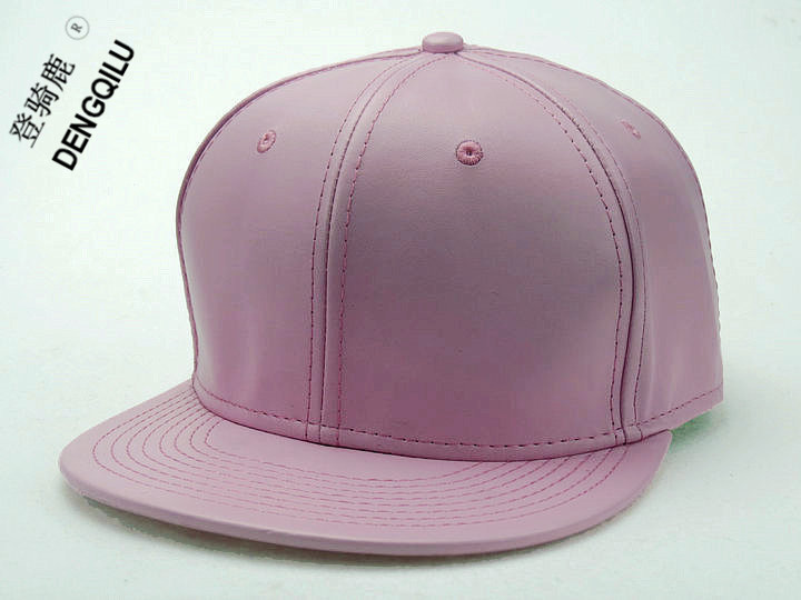2017 Wholesale New Arrival Leather pink DENGQILU Hats 21pcs lot