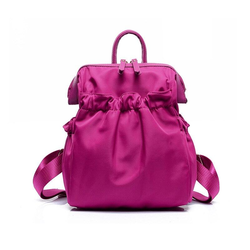 MIWIND Women Backpack Nylon Backpacks Softback Bags Brand Name Bag Backpacks Girls Backpack WUB074