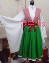 Nuevo anime zoldyck dress alluka aluka zaoldyeck cosplay personalizado
