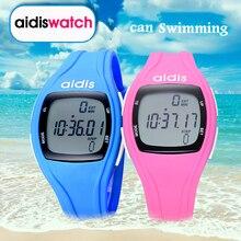 купить men watch top student waterproof sport watch boy girl daily school digital wristwatch blacklight pedometer function men's watch по цене 937.89 рублей