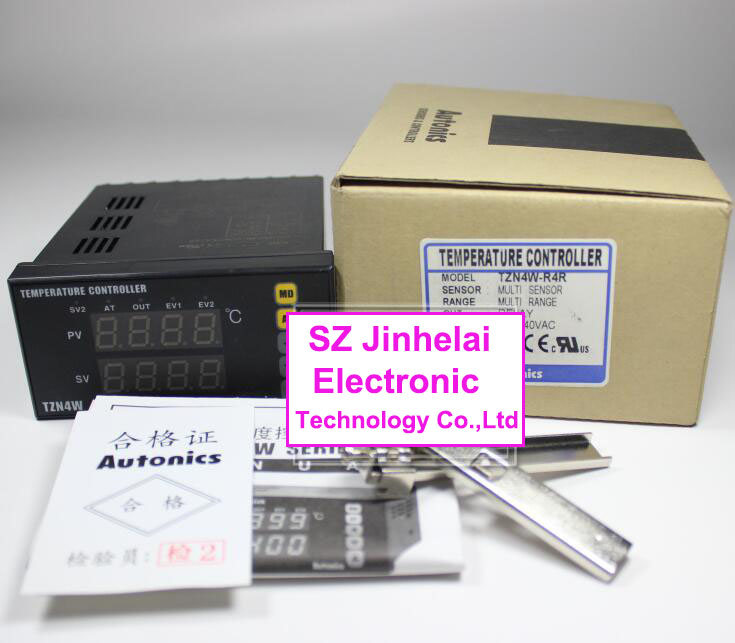 все цены на New and original   TZN4W-R4R,  TZN4W-R4S,   TZN4W-R4C   AUTONICS  Temperature controller онлайн