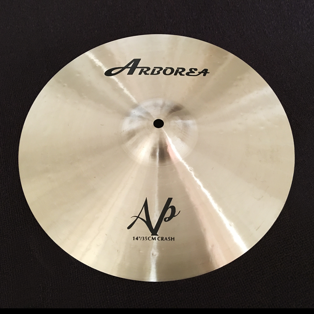 Arborea AP 14 crash CymbalArborea AP 14 crash Cymbal