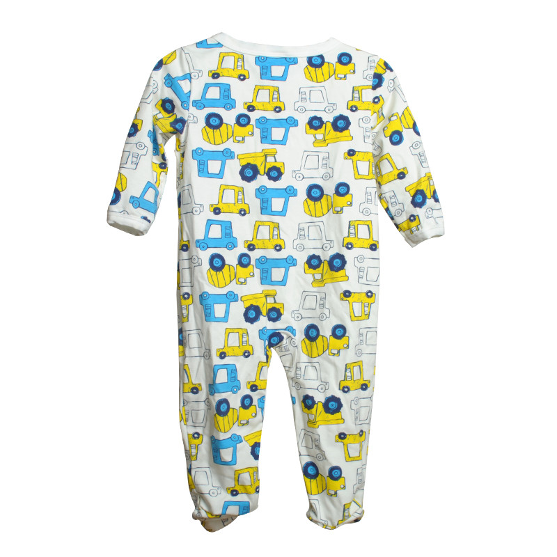 Brand Newborn Baby Clothes Cute Cartoon Baby Costume Girl Boy Jumpsuit Clothing Spring Autumn Cotton Romper Body Baby Clothes 18