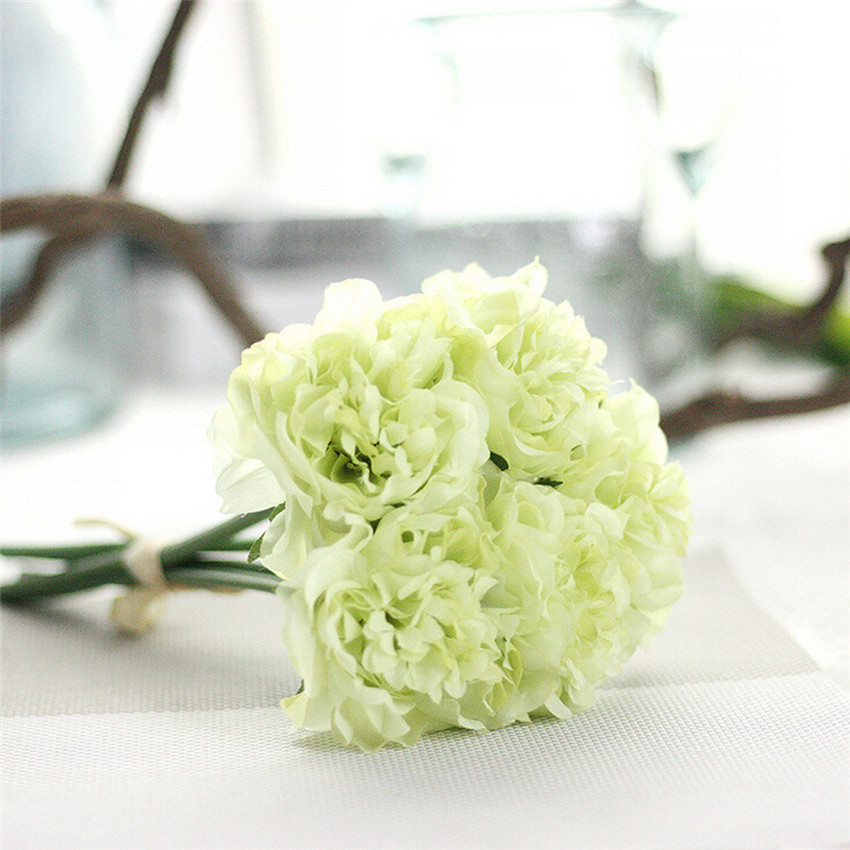 E5 high cost effective new hot fashion 2017 artificial silk fake e5 high cost effective new hot fashion 2017 artificial silk fake flowers peony floral wedding bouquet bridal hydrangea decor in artificial dried flowers mightylinksfo