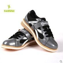 e12263911 2016 Nova Professional Sapato Agachamento Treinamento de Levantamento de  peso levantamento de Peso Sapatos Deslizamento de Couro.