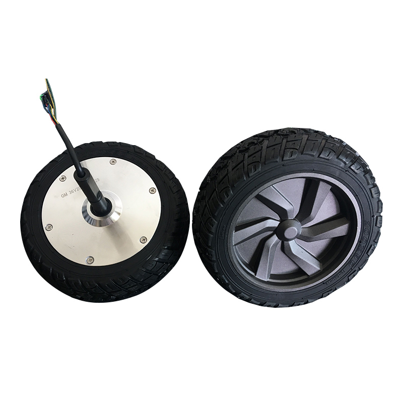 New Balance Scooter Motor 8.5 Inch 36V 1 Wheel Scooter Electric Scooter Tires High Quality Hoverboard Motor 250W~350W