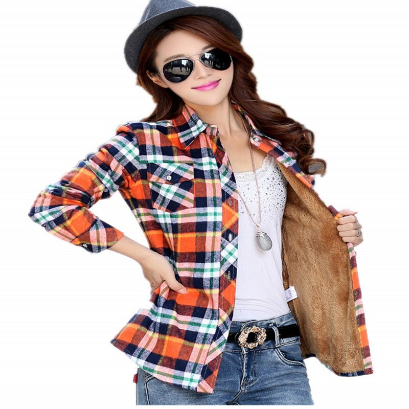 Online buy wholesale girls flannel shirts from china girls for Where to buy cheap plaid shirts