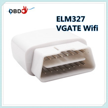 VGATE WIFI OBD Multiscan ELM327 For Android PC iPhone iPad Software V2.1(China (Mainland))