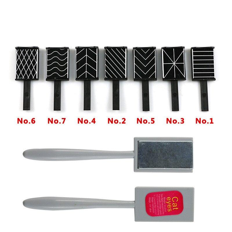 Follome 1pcs Nail Art Manicure Tool Effect Forming Magnetic Stick ...