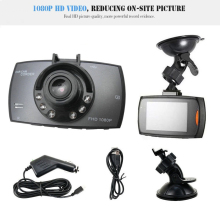2017 hot Car DVR Camera G30 2.4″ Full HD 1080P 120 Degree Traffic Recorder Motion Detection Night Vision G-Sensor Dash Cam