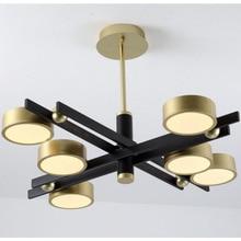 Modern Simple Nordic living room chandelier creative art personality chandelier bedroom lamp dining room lamp wall lamp недорого