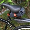Tourbon винтажный Чехол для велосипедного сиденья  сумка-седло  холщовый чехол для телефона  чехол для велосипеда  водоотталкивающие велосипед...